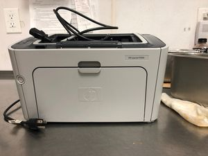 HP LaserJet P1505 Printer for Sale in Harrisburg, NC