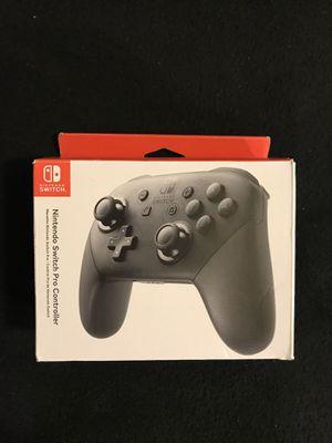 Nintendo Switch Pro Controller for Sale in Phoenix, AZ