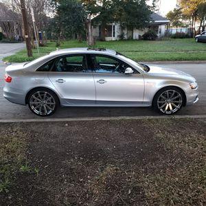 Audi a4 2015 for Sale in Arlington, TX