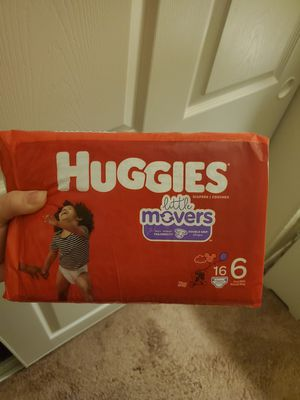 12 packs of diapers for Sale in Tempe, AZ