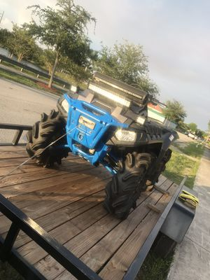 2017 Polaris Sportsman 1000 highlifter for Sale in Hialeah, FL