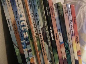 Disney Classic Book Set for Sale in Phoenix, AZ