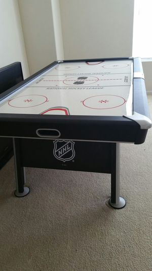 Electronic Air Hockey Table/w. Parts for Sale in Pasadena, TX