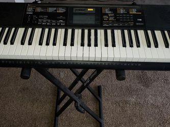 Casio Keyboard CTK2400 150 Rhythms for Sale in Auburn,  WA
