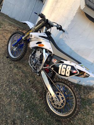 2007 Yamaha yz250f for Sale in Richmond, VA