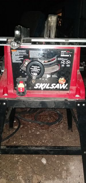 Skil table saw for Sale in Del Valle, TX