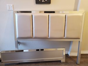 Bed frame queen size OBO for Sale in Harker Heights, TX