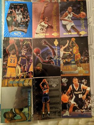 Vintage basketball card lot for Sale in Knightdale, NC
