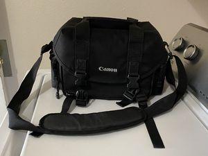 Canon camera bag for Sale in Albuquerque, NM