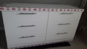 NEW SIX DRAWER DRESSER AVAILABLE FOR DELIVERY for Sale in Coconut Creek, FL