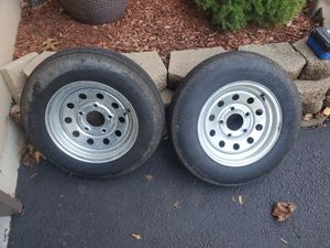 Carlisle trailer tires for Sale in Rahway, NJ