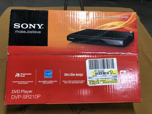 Sony DVD and more player for Sale in Highland, CA