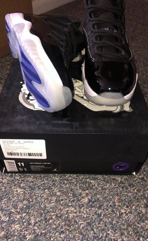 Jordan 11 space jam for Sale in Alexandria, VA
