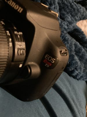 Canon t5 for Sale in West Haven, CT