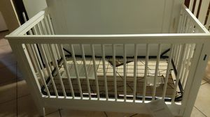 New Storkcraft Crib White for Sale in Phoenix, AZ