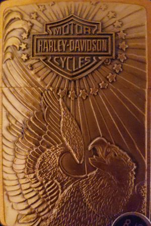 Harley Zippo lighter in original tin for Sale in Glendale Heights, IL
