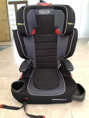 Graco Safety Surround TurboBooster Booster Car Seat ~ exp 2025 for Sale in West Palm Beach, FL