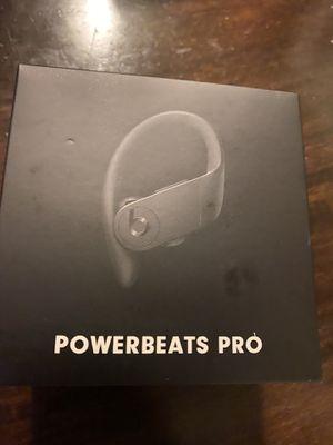 Powerbeats Pro Wired Headphones Black Like New for Sale in Santa Fe Springs, CA