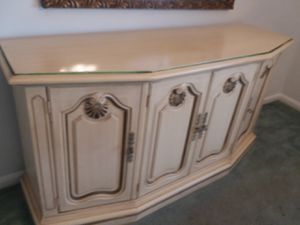 console cabinet for Sale in Wexford, PA