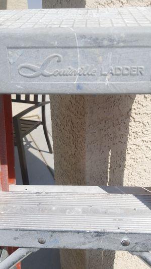 Louisville ladder for Sale in North Las Vegas, NV