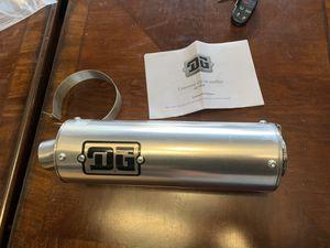 DG Universal slip on muffler for Sale in Long Beach, CA
