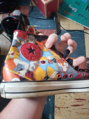 Thundercat converse for Sale in West Mifflin, PA