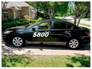 $8OO🔥 Very nice 🔥 2OO9 Honda accord sedan Run and drive very smooth clean title!!!! for Sale in Garrison, MD