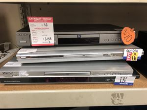 DVD players for Sale in Pasadena, TX