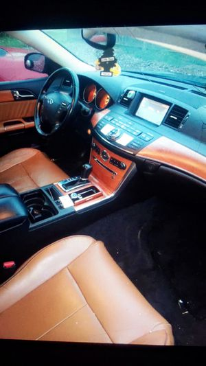 2006 Infiniti m35 here is nothing wrong with drive great for Sale in Columbus, OH