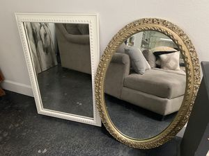Vintage wall mirrors for Sale in Fresno, CA