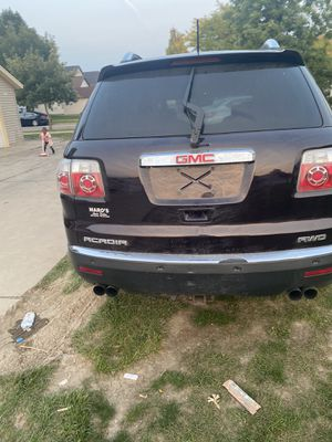 2008 GMC Acadia for Sale in Milwaukee, WI