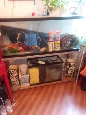 55 & 30 gallon fish tank worth $1200 for Sale in New York, NY