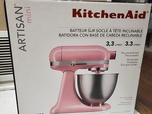 Kitchen Aid Artistian Mini 3.5 qt for Sale in Dallas, TX