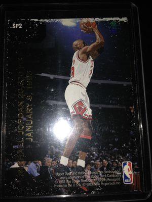 1993 Upper Deck Jordan/Wilkins #SP2 for Sale in Los Angeles, CA