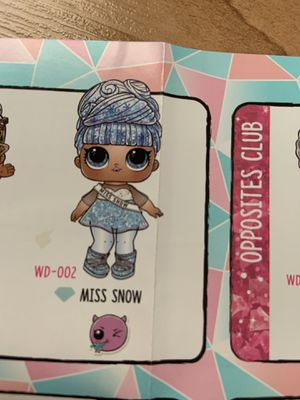 Lol surprise doll Miss Snow for Sale in Willowbrook, IL