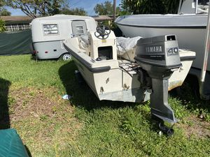 16ft Center Console Bay Boat for Sale in Hollywood, FL
