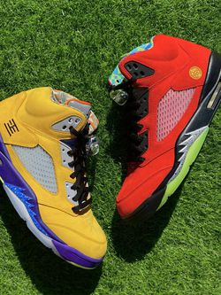 Jordan 5 What The,size 12 for Sale in Boulder City,  NV