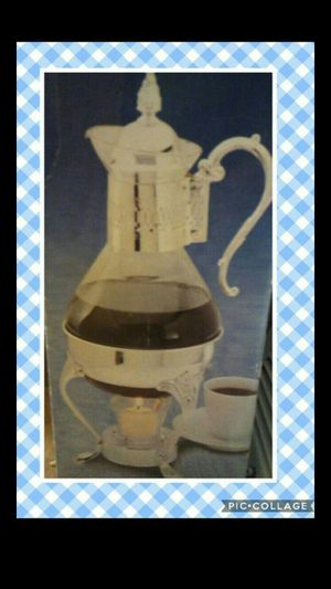 Vintage tea or coffee warmer for Sale in Rockville, MD