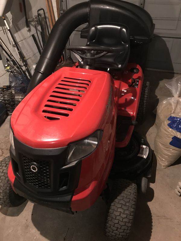Troy built tractor