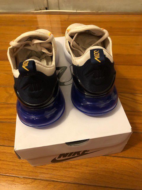 Nike air max 270 shoes women size 5