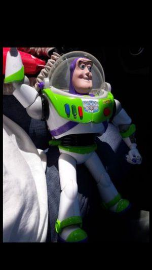 Talking Buzz Lightyear toy for Sale in Clovis, CA