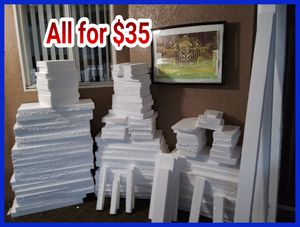 FOAM FOR SALE, DIFFERENT SIZE for Sale in Brandon, FL