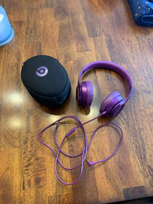 Beats by Dre Solo headphones headset for Sale in San Diego, CA
