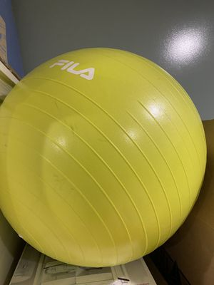 Workout ball for Sale in Richmond, VA