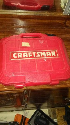Craftsman 18 gauge combination nailer stapler for Sale in Winchester, KY