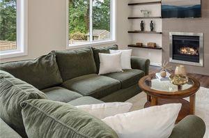 Modular Green Corduroy Sofa for Sale in Kenmore, WA