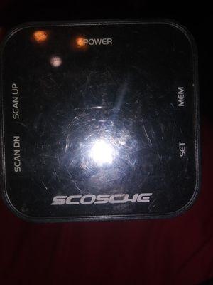 Scosche tuneIT Digital FM Transmitter for Sale in Lakeland, FL