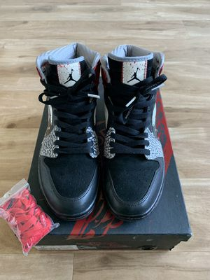 Air Jordan Retro 1 'David White' Size 8.5 for Sale in Kent, WA