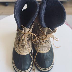 Men's Size 11 Caribou Nubuck Sorel Boots for Sale in Hillsboro, OR