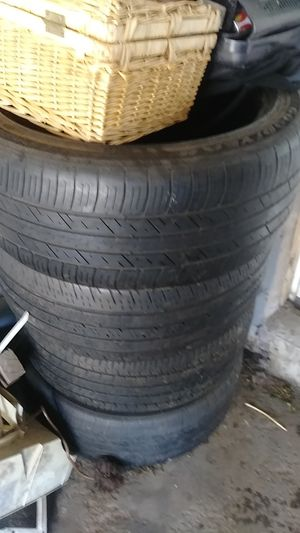 Goodyear tires size 18 for Sale in Delair, NJ